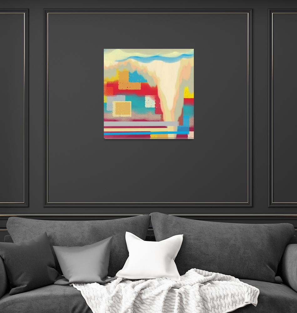 """""""Abstract II a""""  by TolliverArts"""