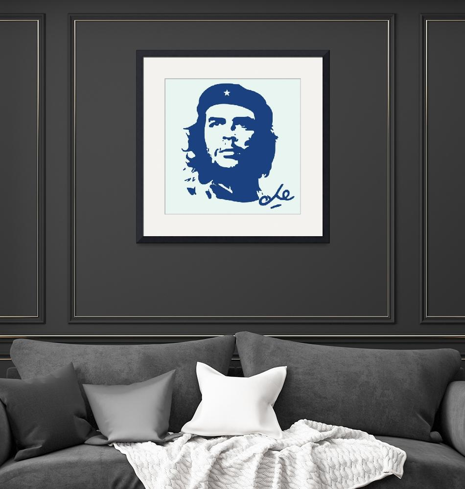 """""""Che Guevara Poster 8""""  by motionage"""