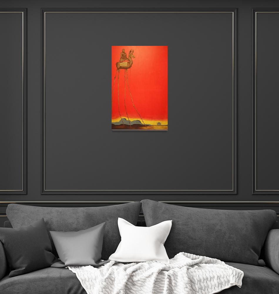 """""""The Dali Llama""""  (2005) by ippolito"""