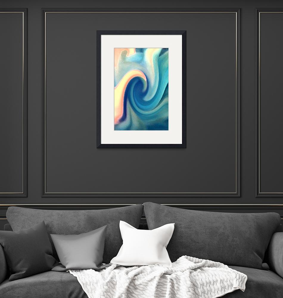 """""""Smooth Wave""""  (2011) by MissDawn"""