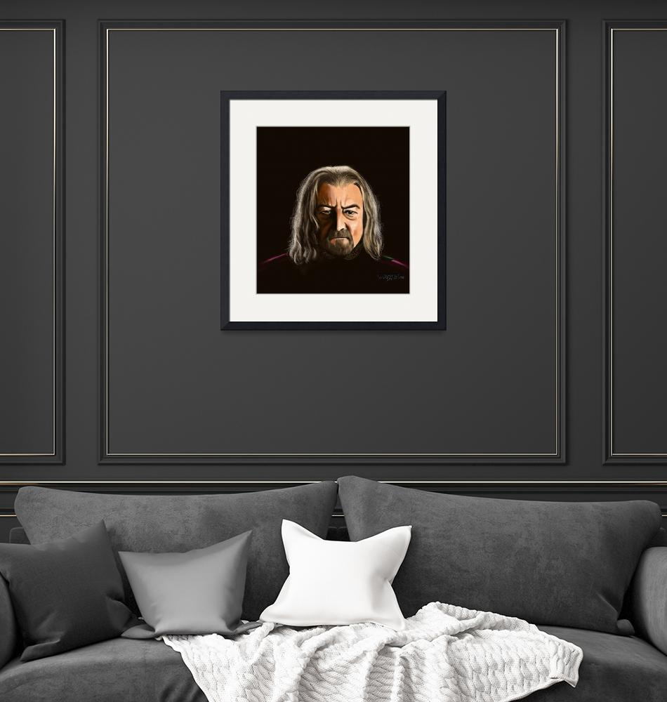 """""""Theoden""""  (2010) by ShannonTeague"""