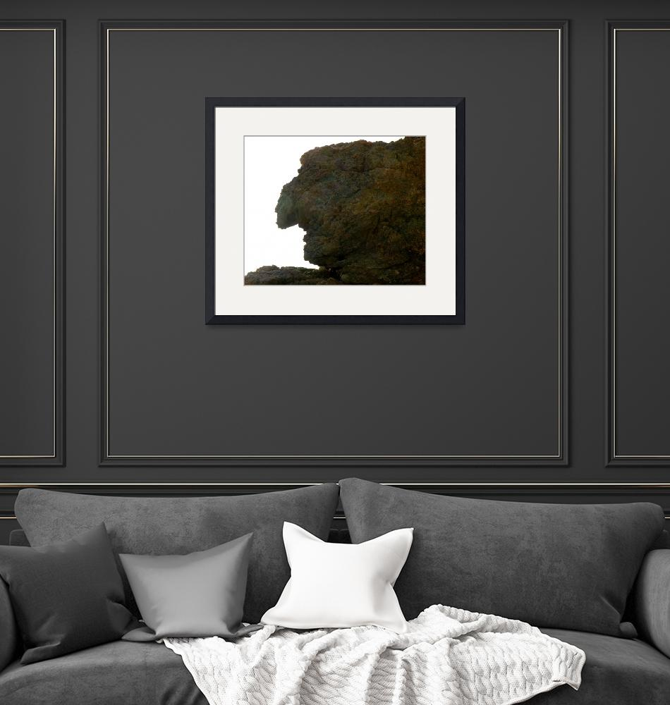 """""""Rock Silhouette""""  (2010) by lainiewrightson"""