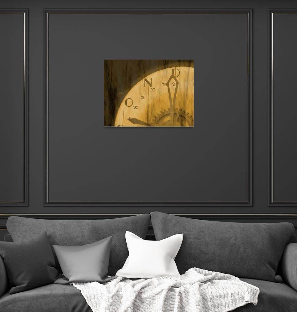 """The clock""  (2010) by sendao"