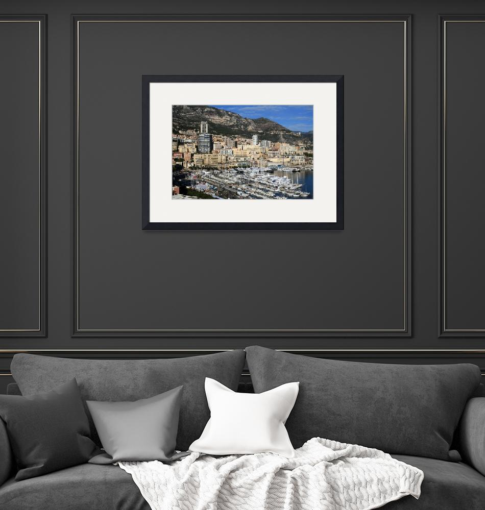 """Monte Carlo Waterfront""  by weim"