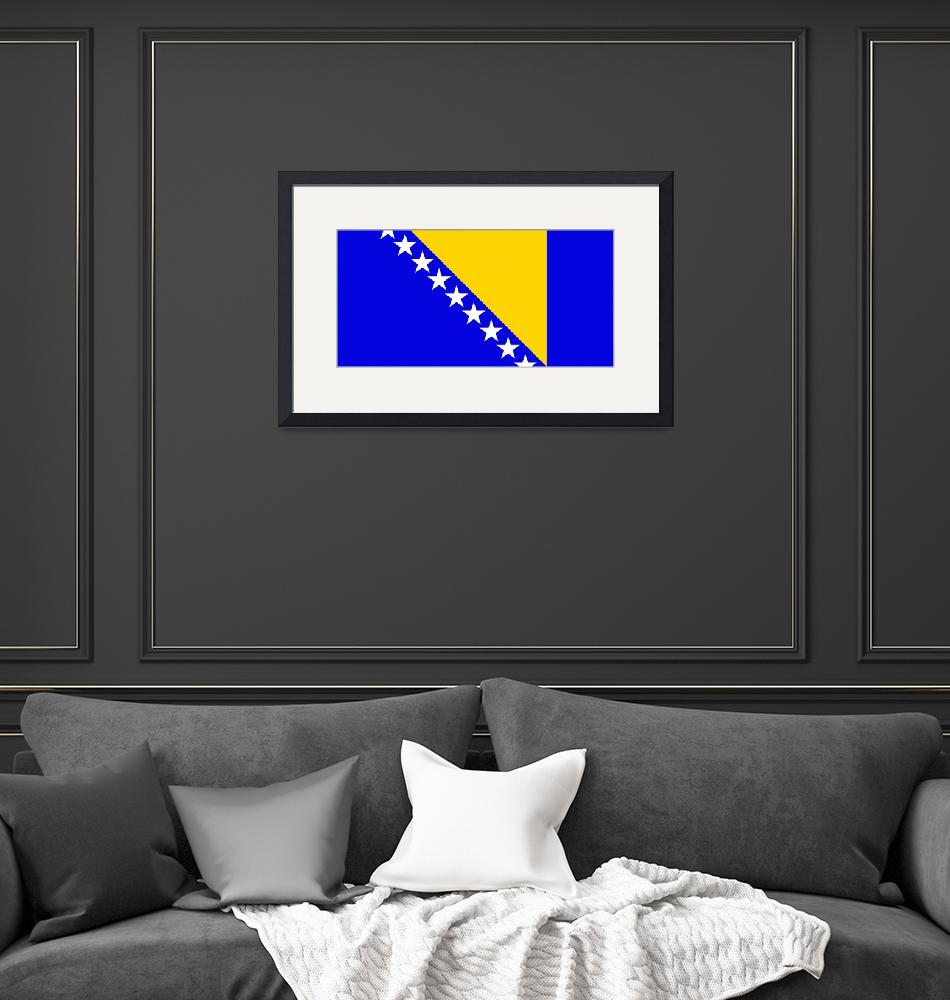 """Bosnia and Herzegovina""  by tony4urban"
