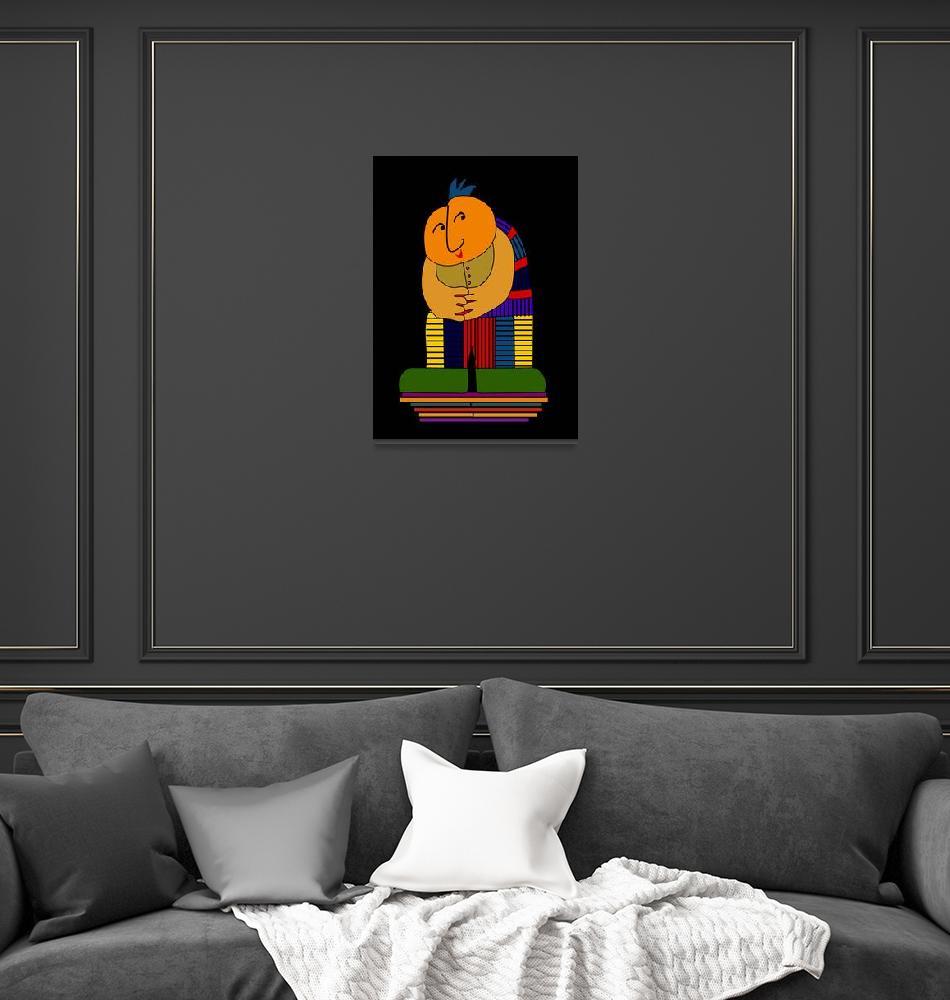 """Faces for children""  by Design4uStudio"