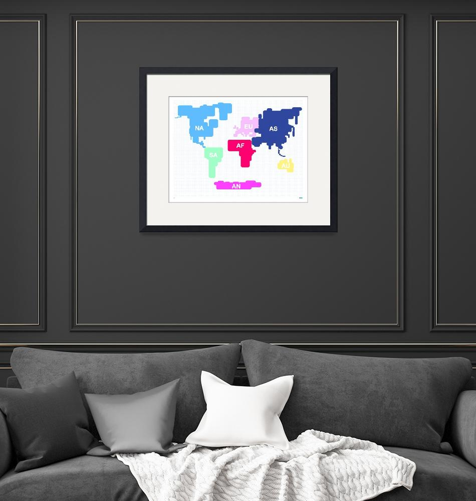 """""""Continents""""  (2008) by StarRM"""