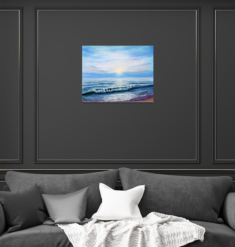 """Ocean shore""  by boyan"