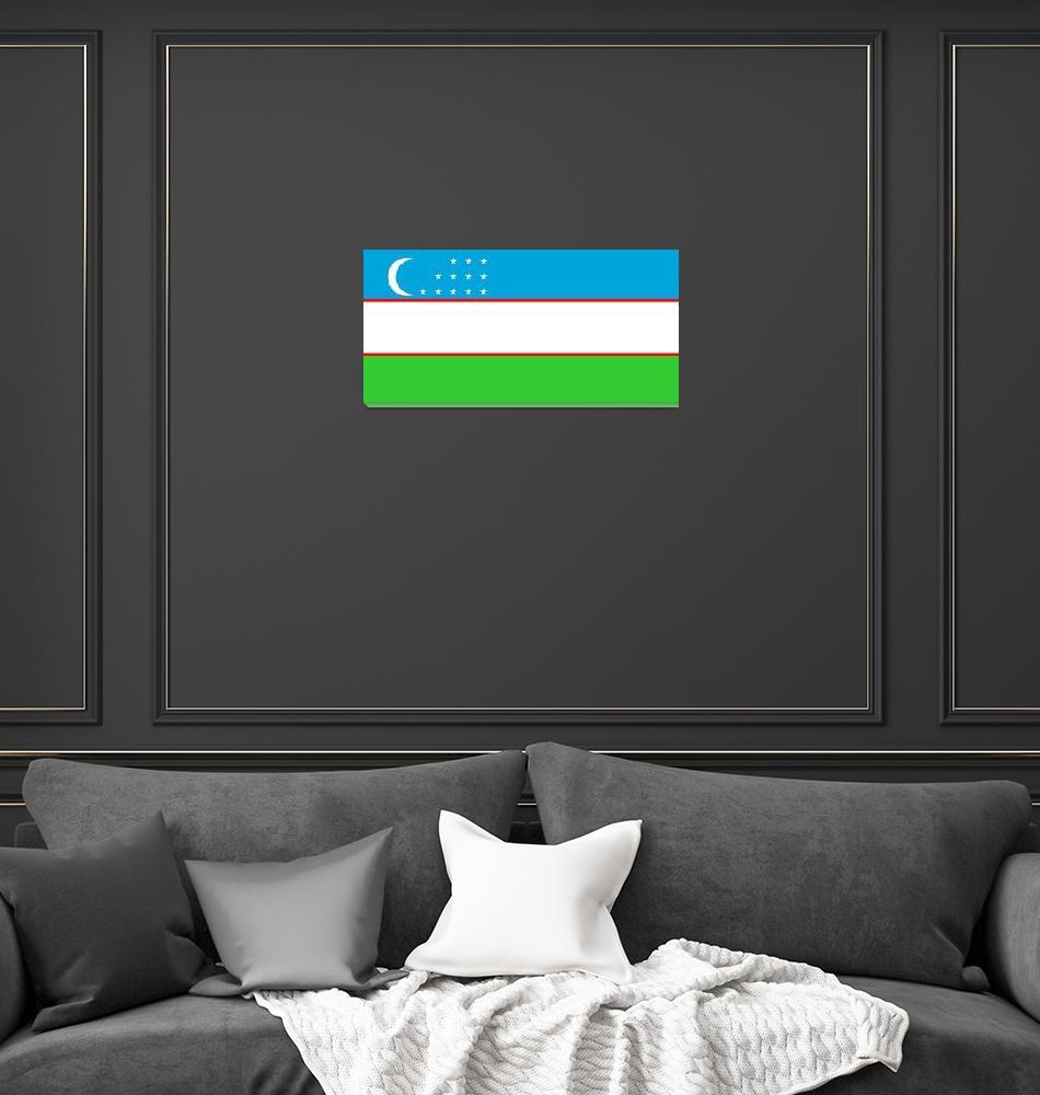 """Uzbekistan""  by tony4urban"