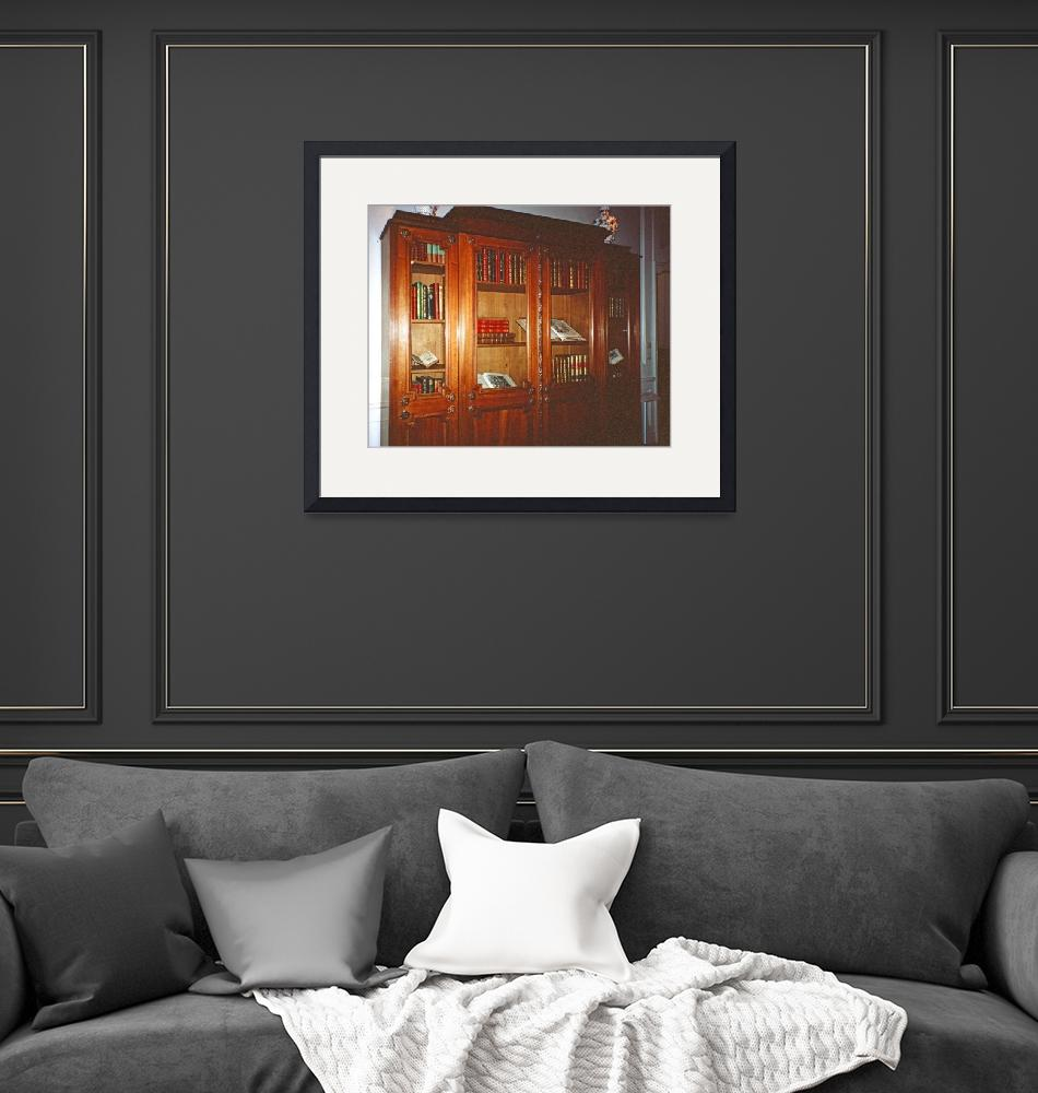 """""""31 C17 Canal House Bookcase""""  by PriscillaTurner"""