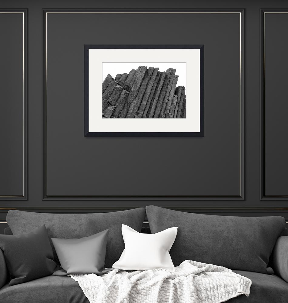 """""""basalt I""""  (2009) by TS_Guichard_FineArtImages"""
