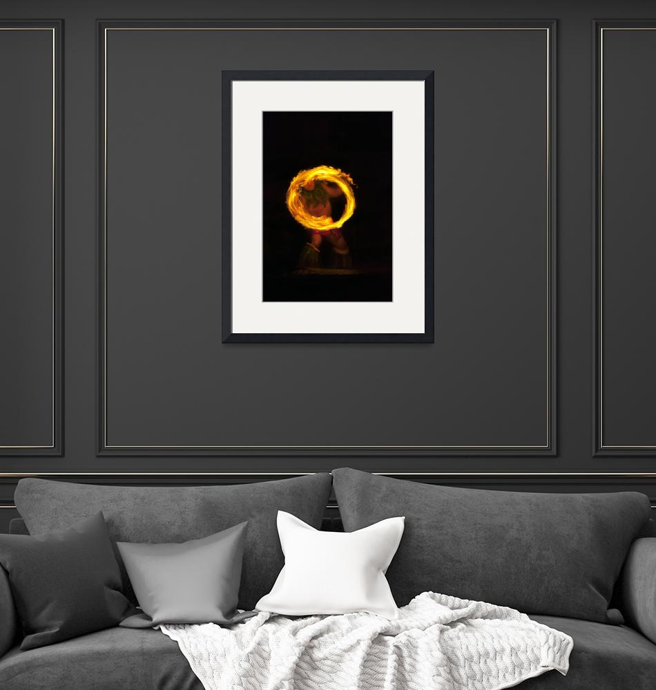 """""""Ring of Fire""""  (2011) by Dawsonimages"""