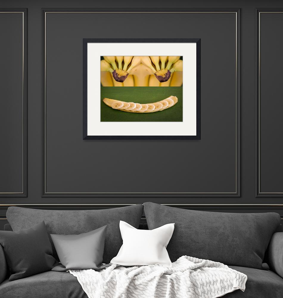 """""""Going Bananas""""  (2010) by EyeInVision"""