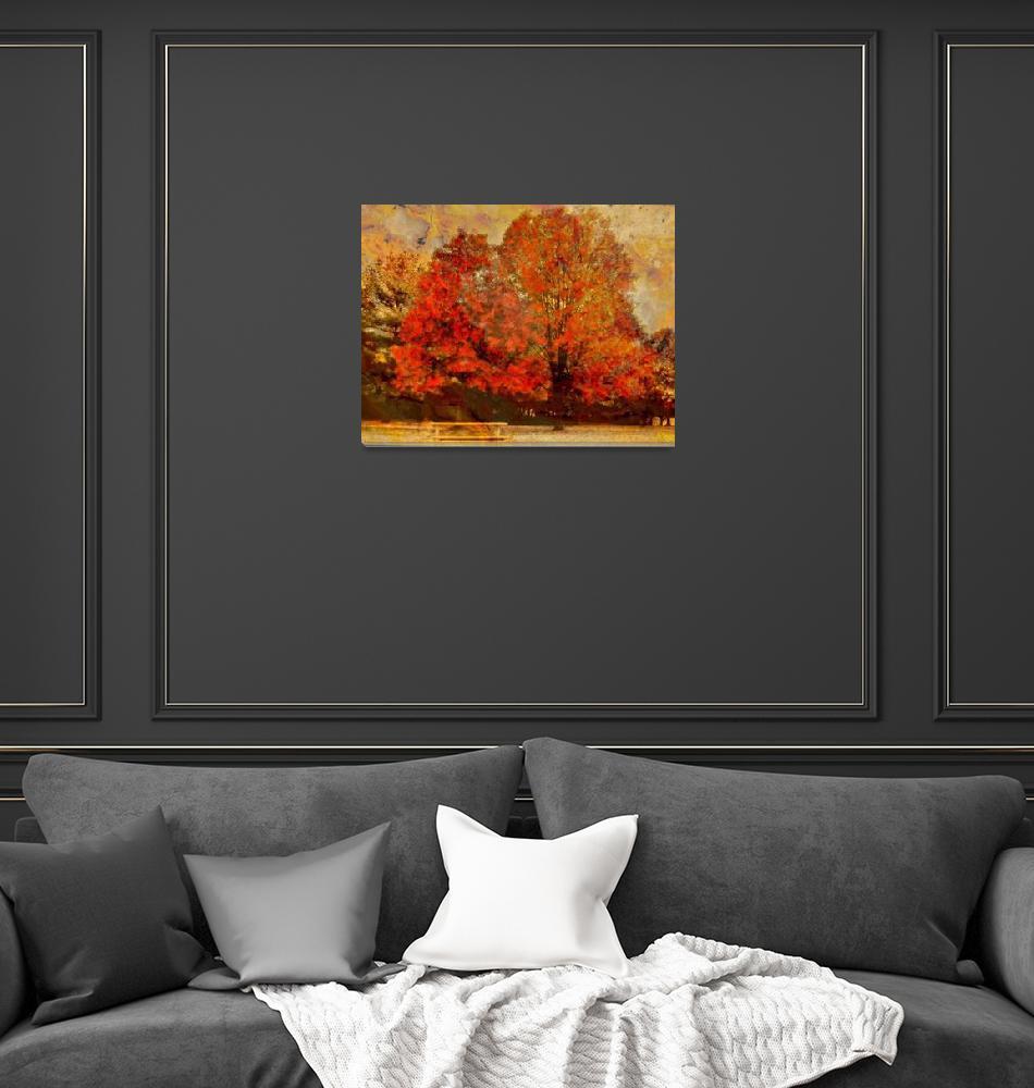 """Essence Of Fall""  (2014) by RickTodaro"