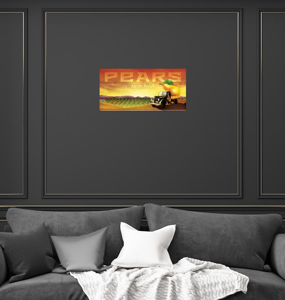 """""""Pear Farm""""  (2010) by gsimanson"""