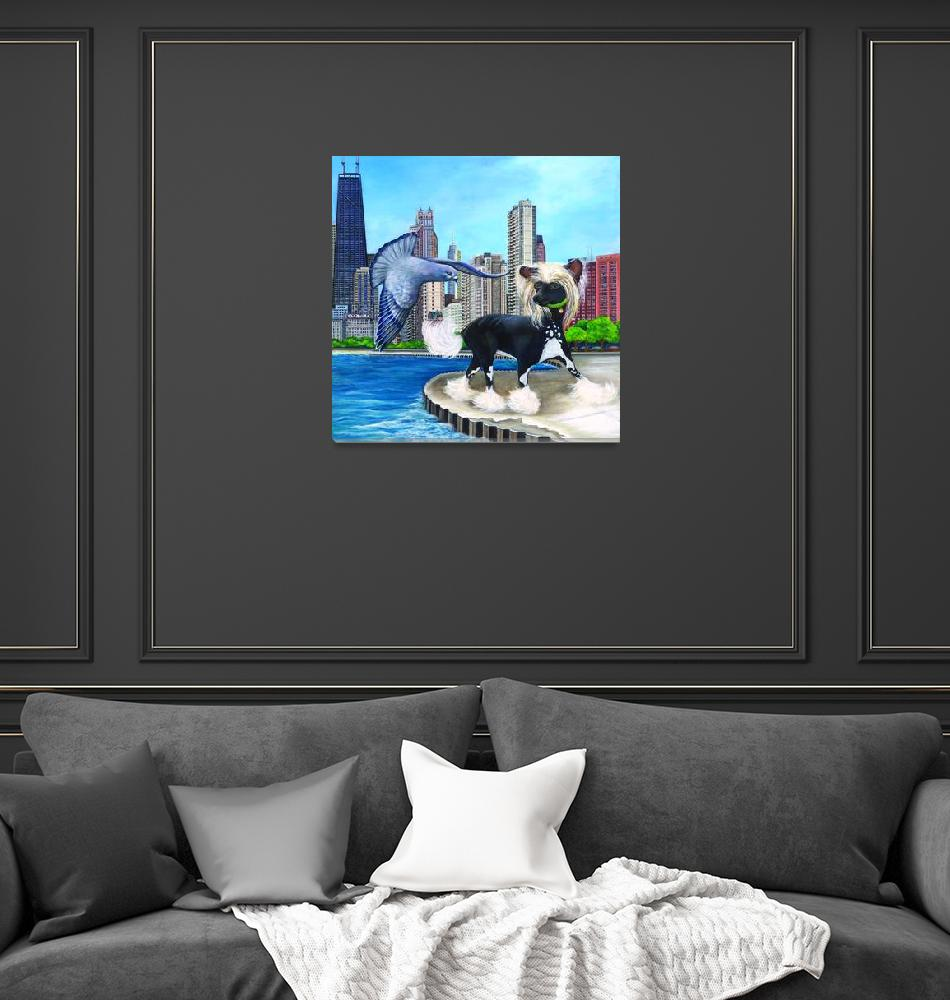 """""""Magnificent Mile""""  by FranceMitchell"""