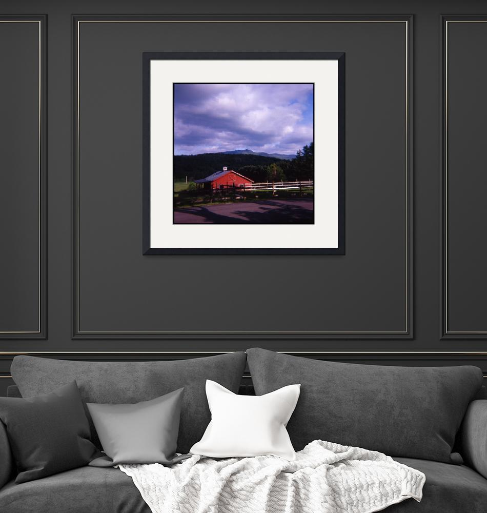 """""""red barn""""  by jroth"""