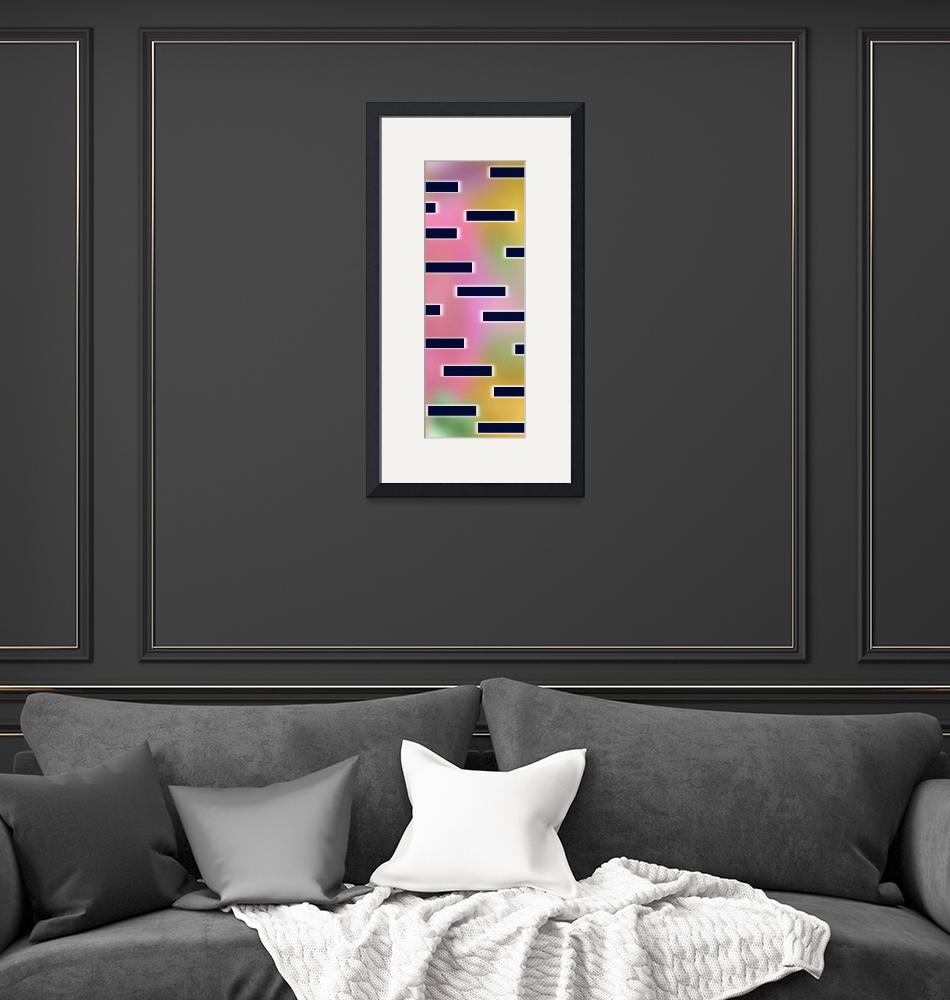 """""""For Interior Decoration 7""""  (2019) by Radiant"""