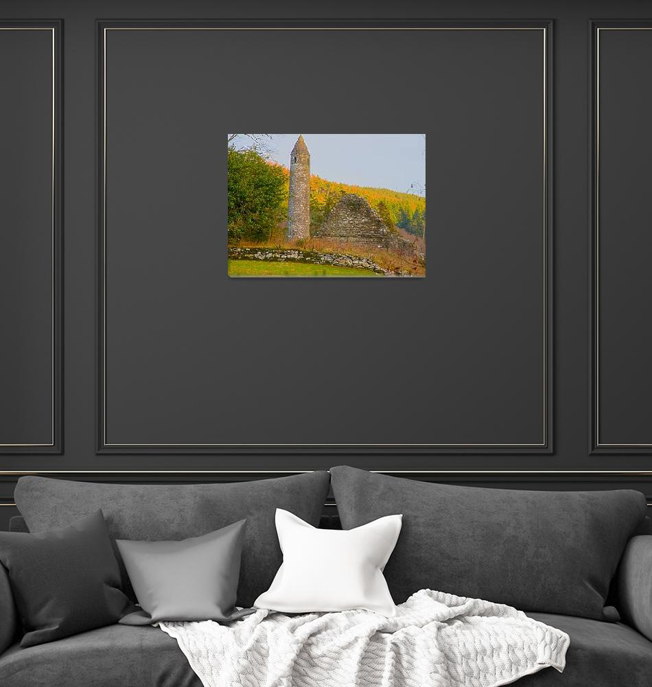 """Round Towers of Ireland""  by IrishPhotography"