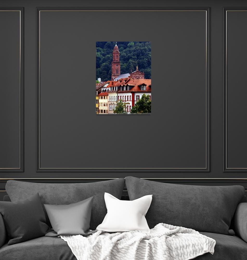 """heidelberg""  by phototes"