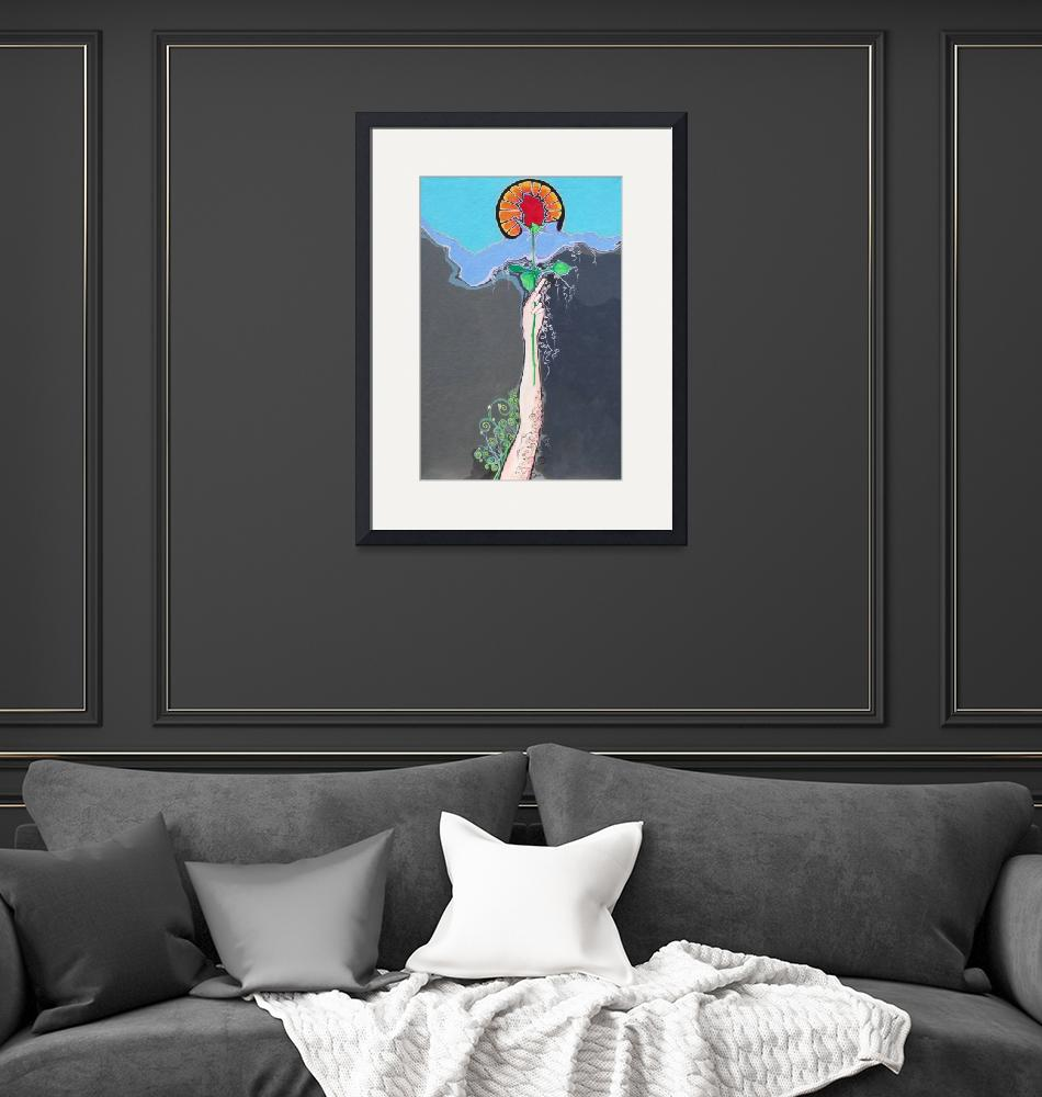 """""""The Rose""""  (2009) by TimConroy"""