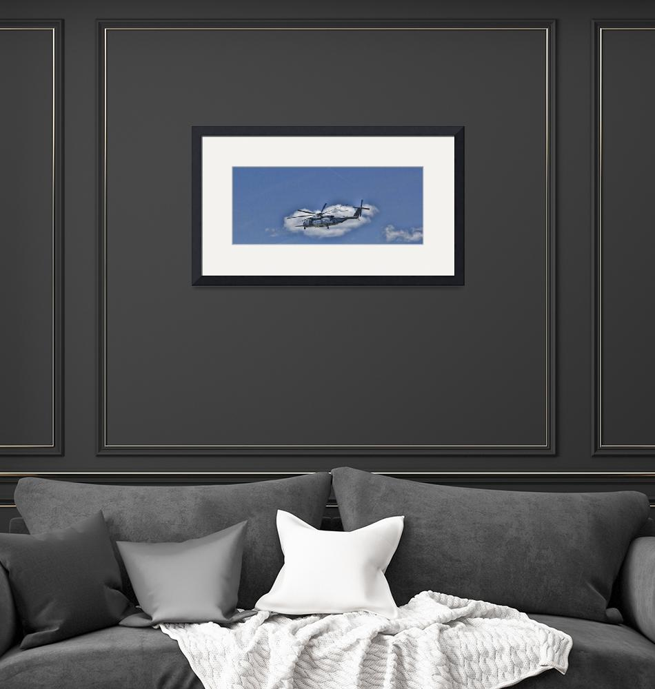 """""""Blackhawk Helicopter""""  (2012) by bill26003"""
