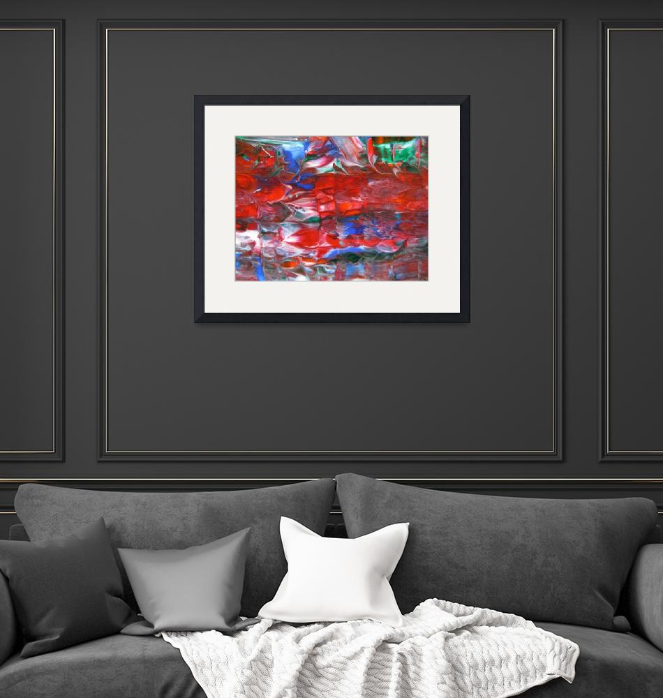 """Abstract Fine Art 5""  by abstractartstudio"