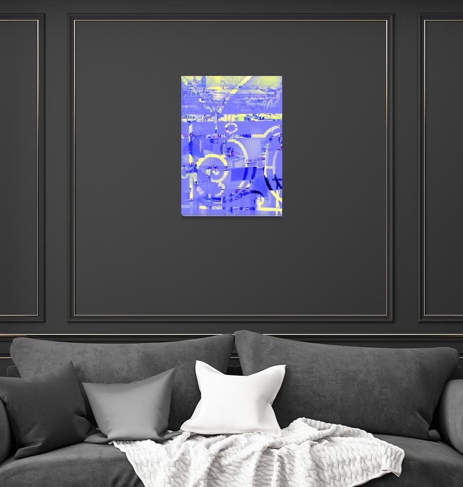 """Paris Window #2""  (2018) by leebrock"