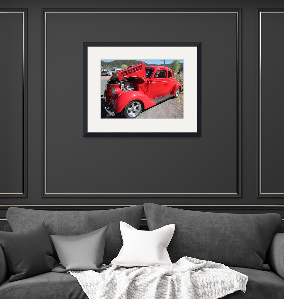 """""""1936 Ford Coupe 8990""""  (2011) by rayjacque"""