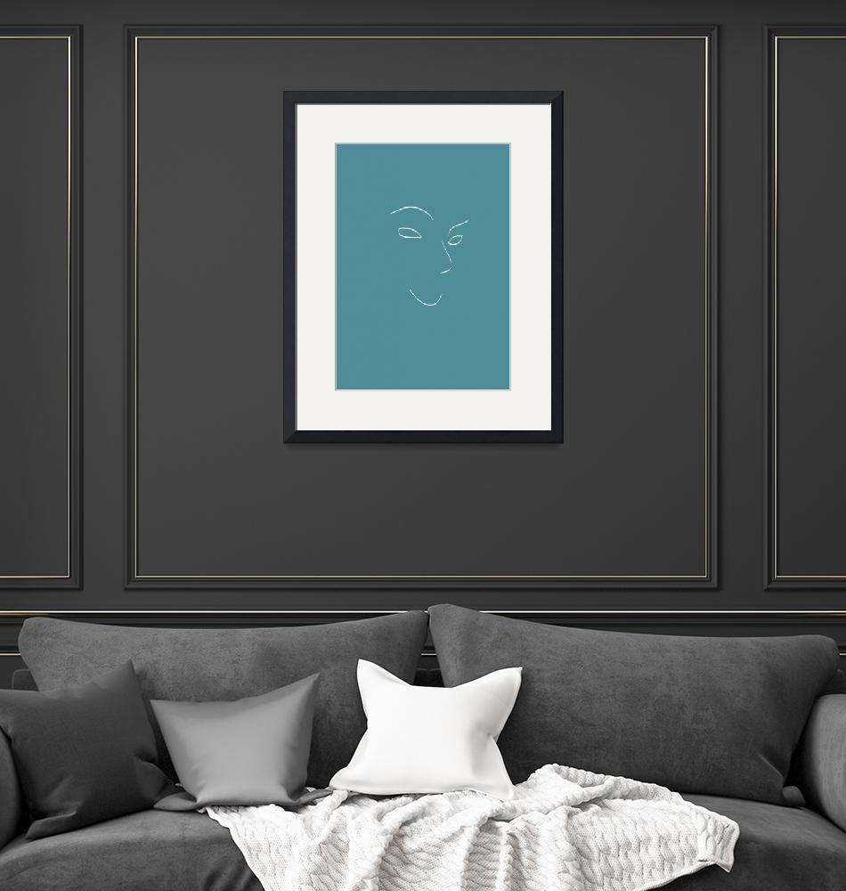 """""""Faces 37""""  (2010) by r2"""