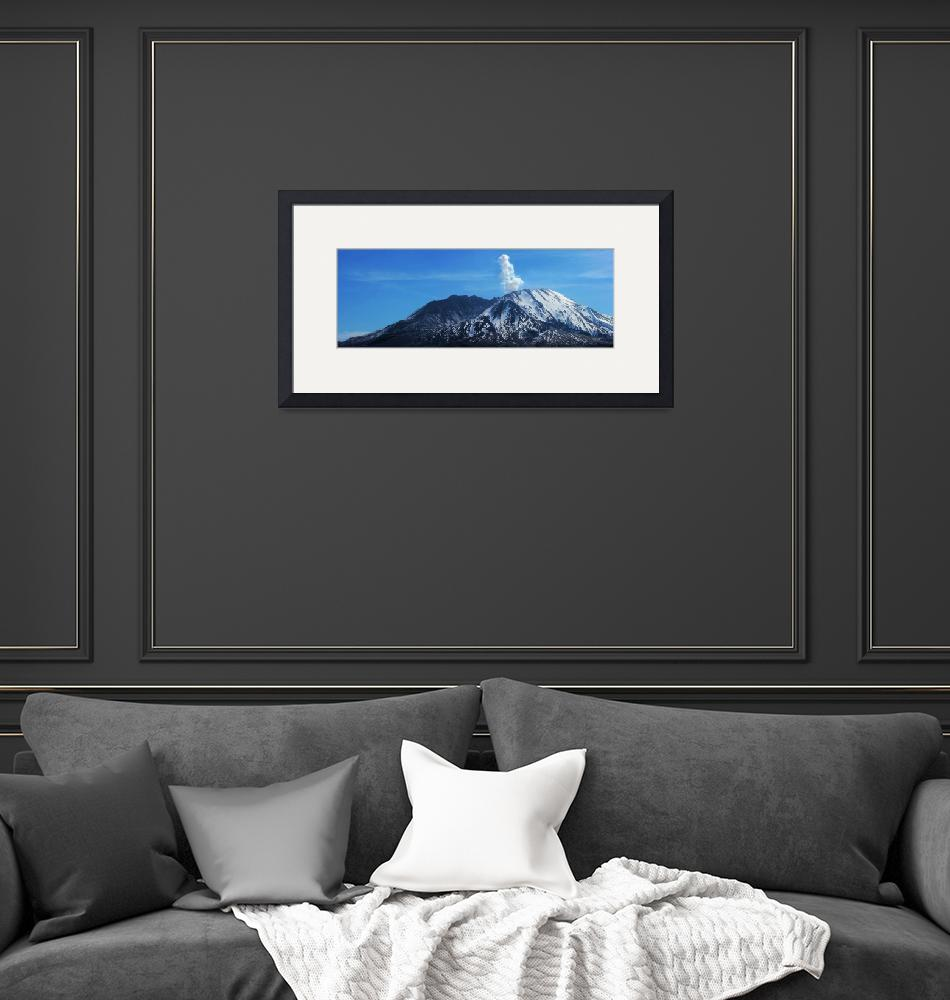 """Mt St Helens No 1""  (2005) by NWExposures"