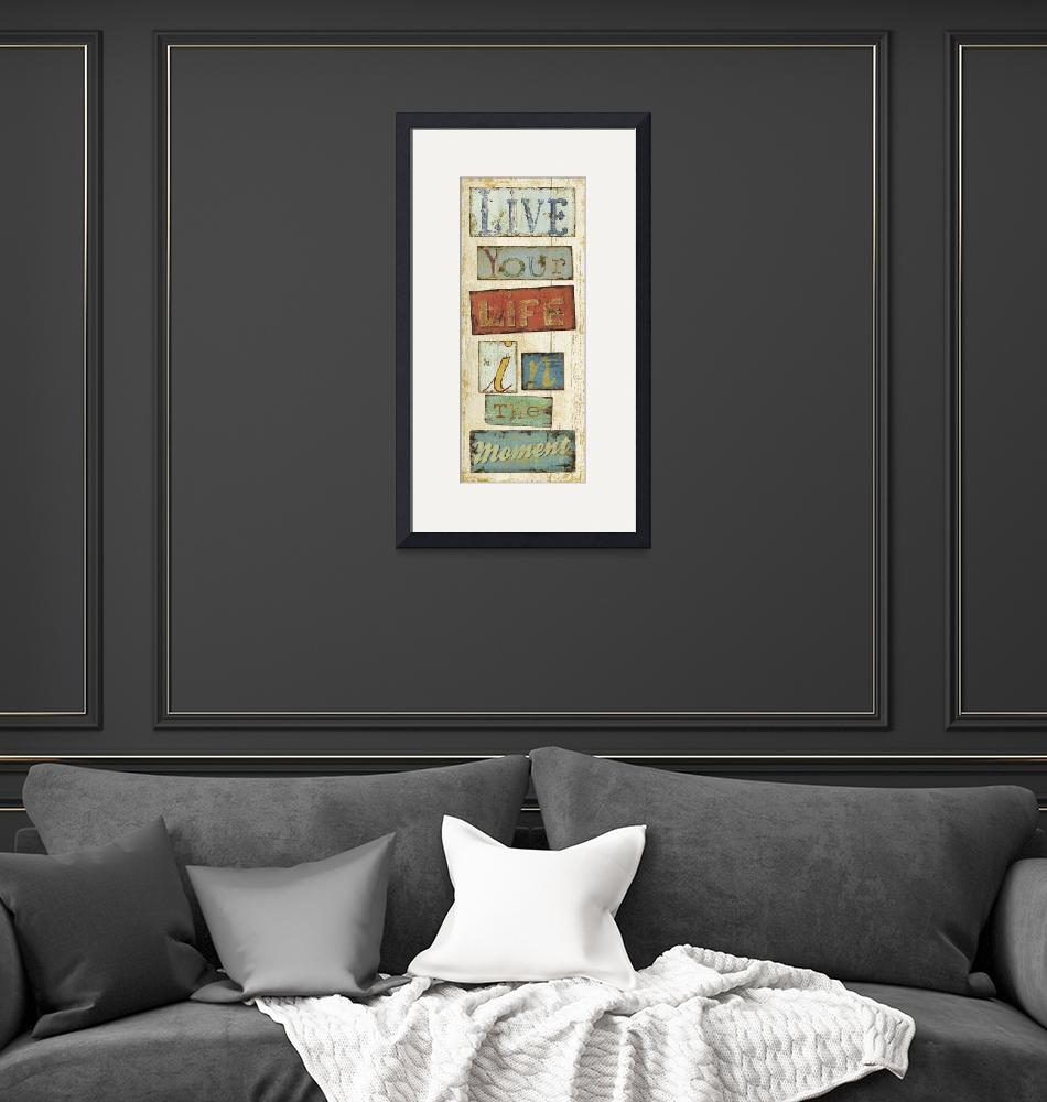 """""""Live Your Life II"""" by artlicensing"""