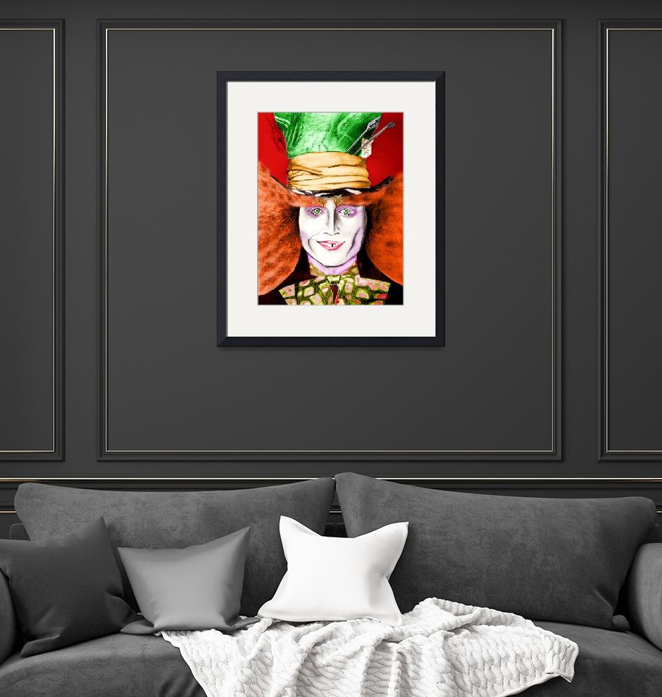 """Mad Hatter""  (2009) by Stormswept"