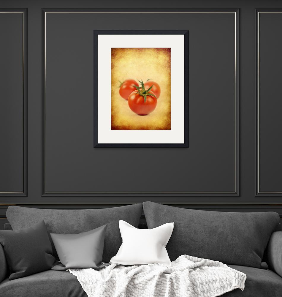 """""""Red Tomato""""  (2013) by kingstars11"""