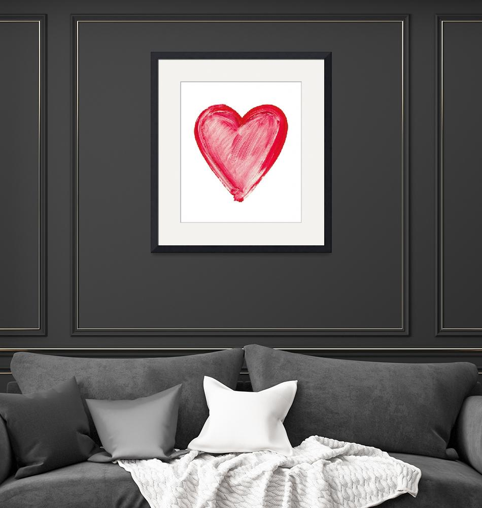 """""""heart""""  (2009) by lamich"""
