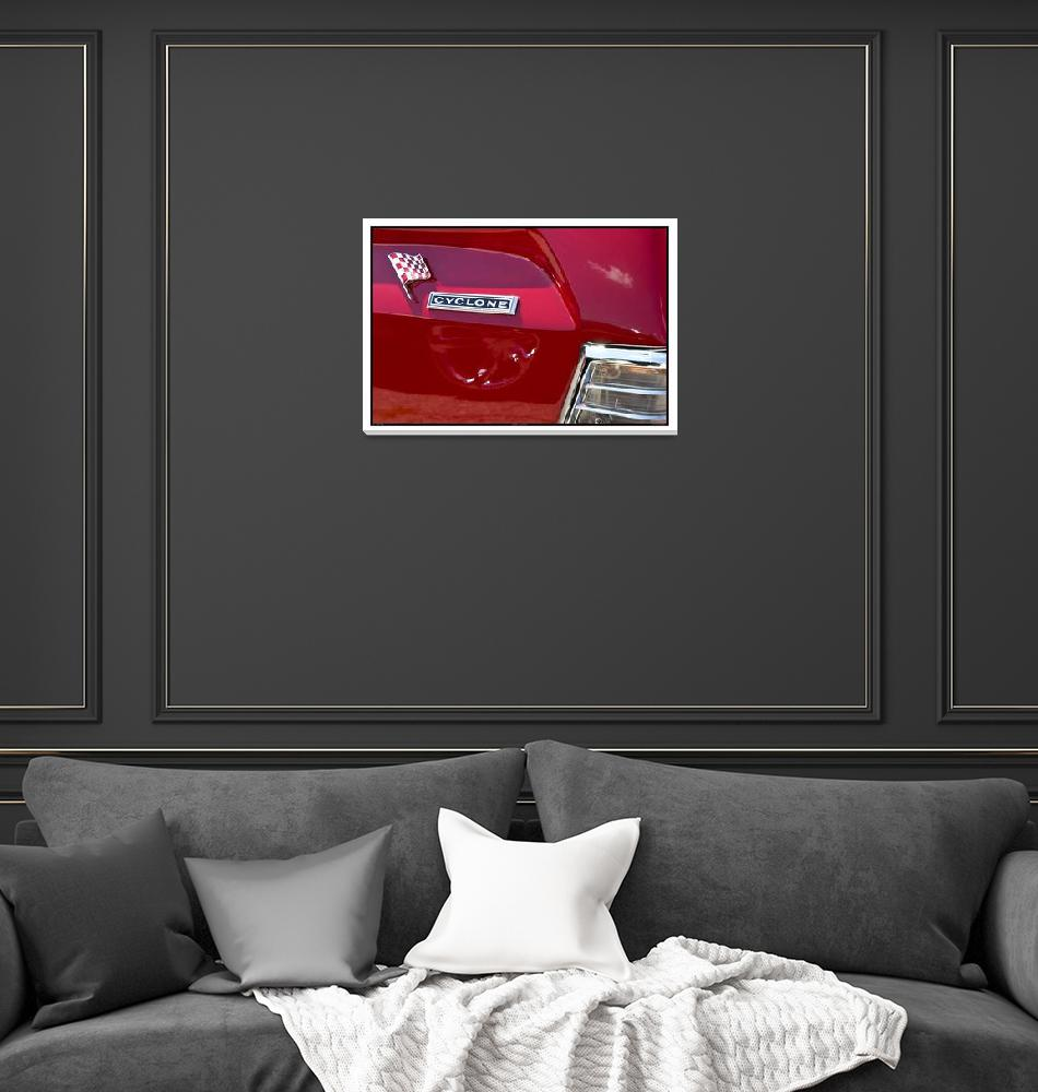 """""""Classic Car Red 07.14.07_090""""  (2007) by paulhasara"""
