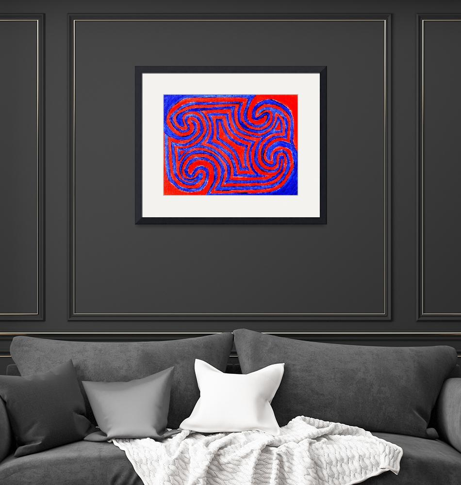 """""""The Maze""""  by csmith"""