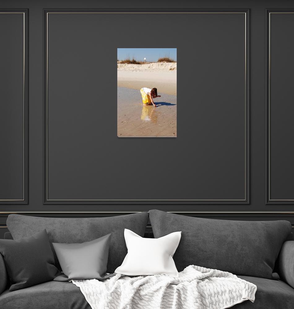"""""""Beach Bum""""  (2010) by elskefour"""