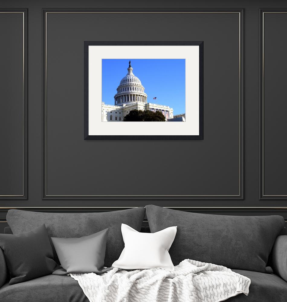 """""""Capitol Afternoon""""  (2009) by JoshuaBartman"""