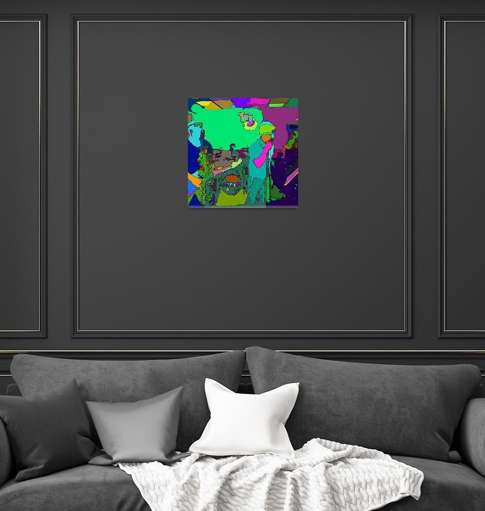"""16 10362764 x rainbow""  (2016) by crescenti"
