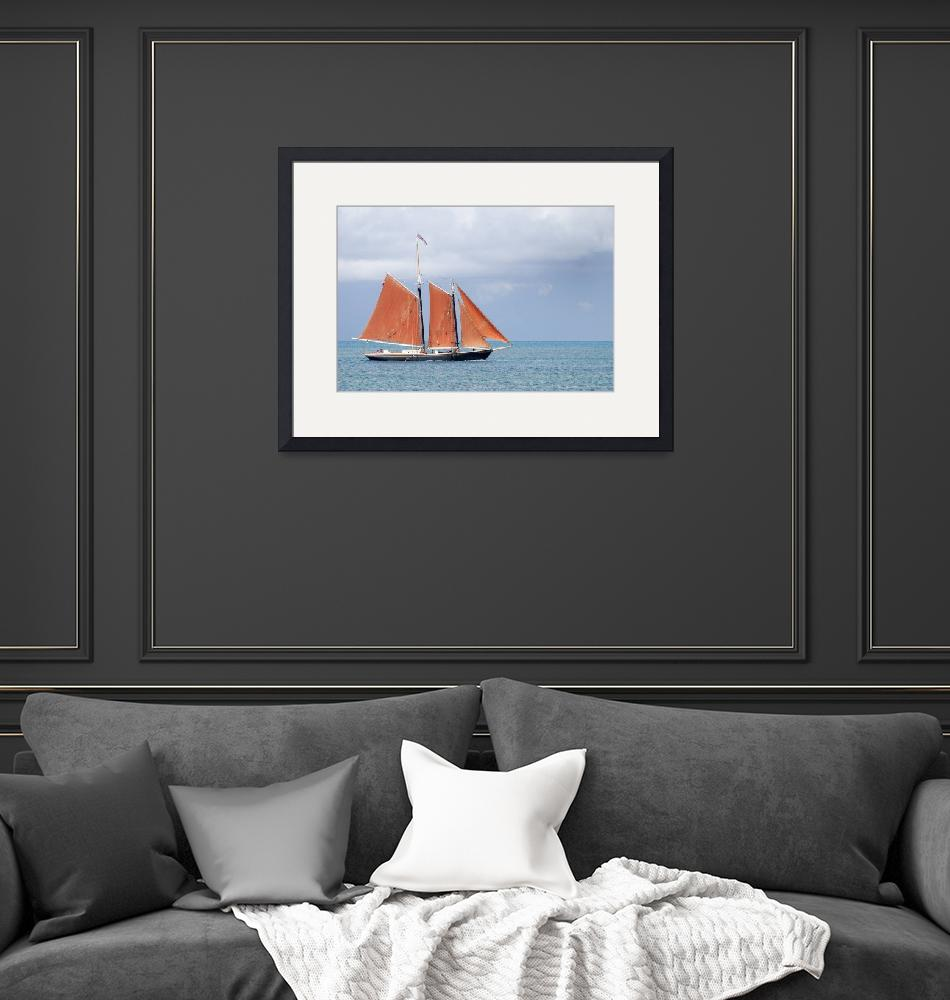 """""""Sailboat""""  by northernfoto"""