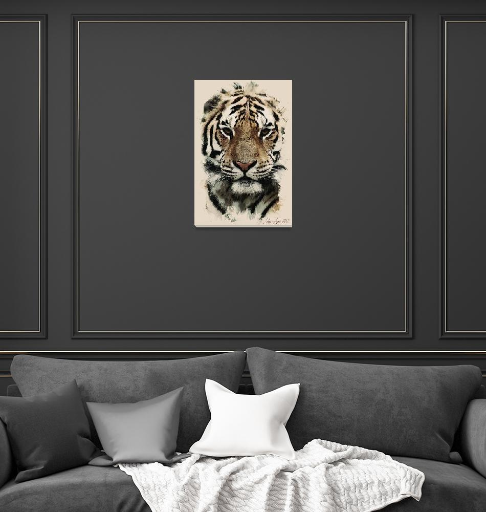 """""""tiger of asia""""  (2012) by motionage"""
