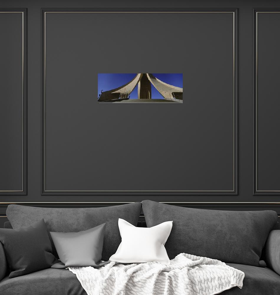 """""""Low angle view of a monument""""  by Panoramic_Images"""