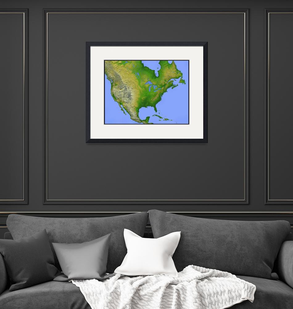 """""""North America"""" by worldwidearchive"""