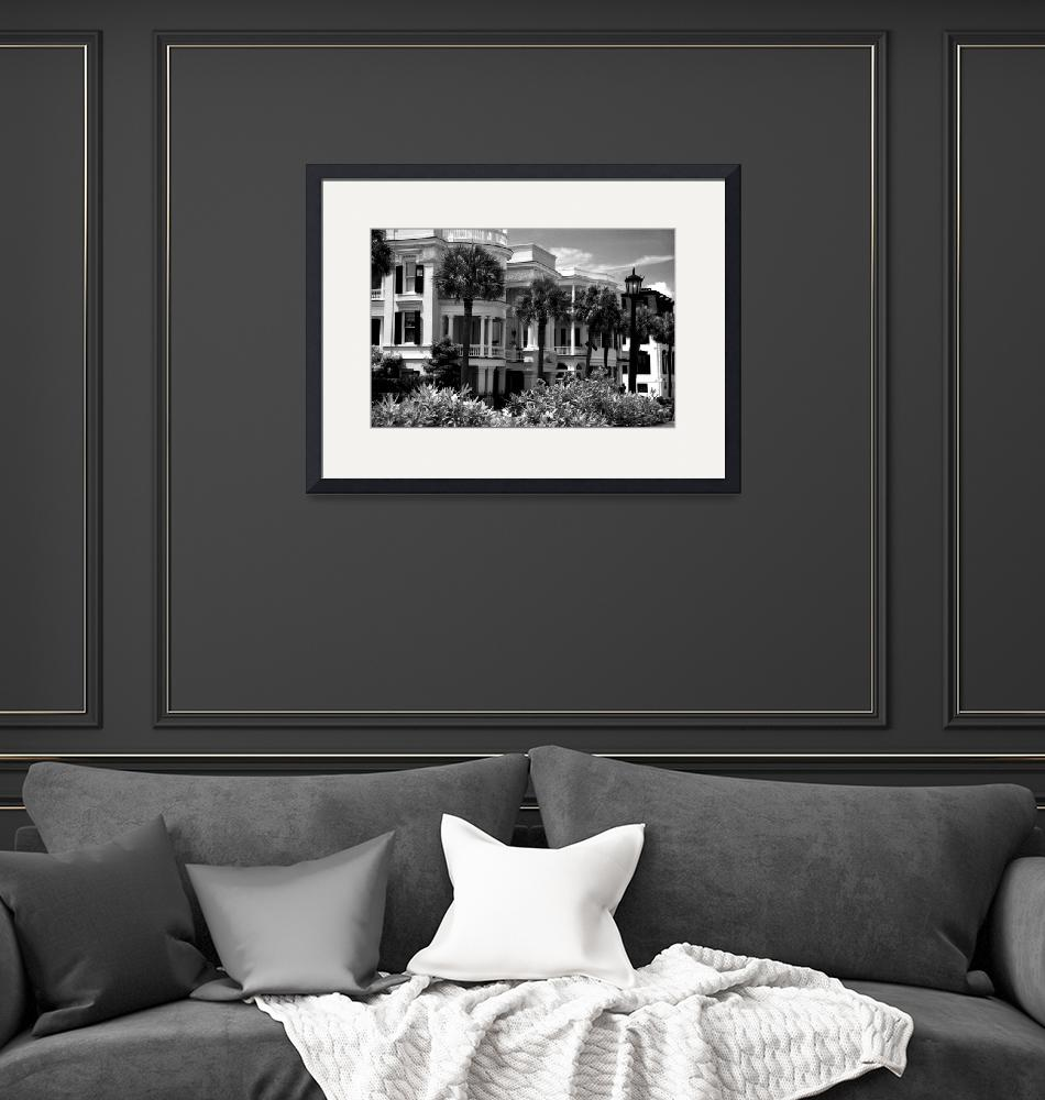 """Charleston Battery""  by PadgettGallery"