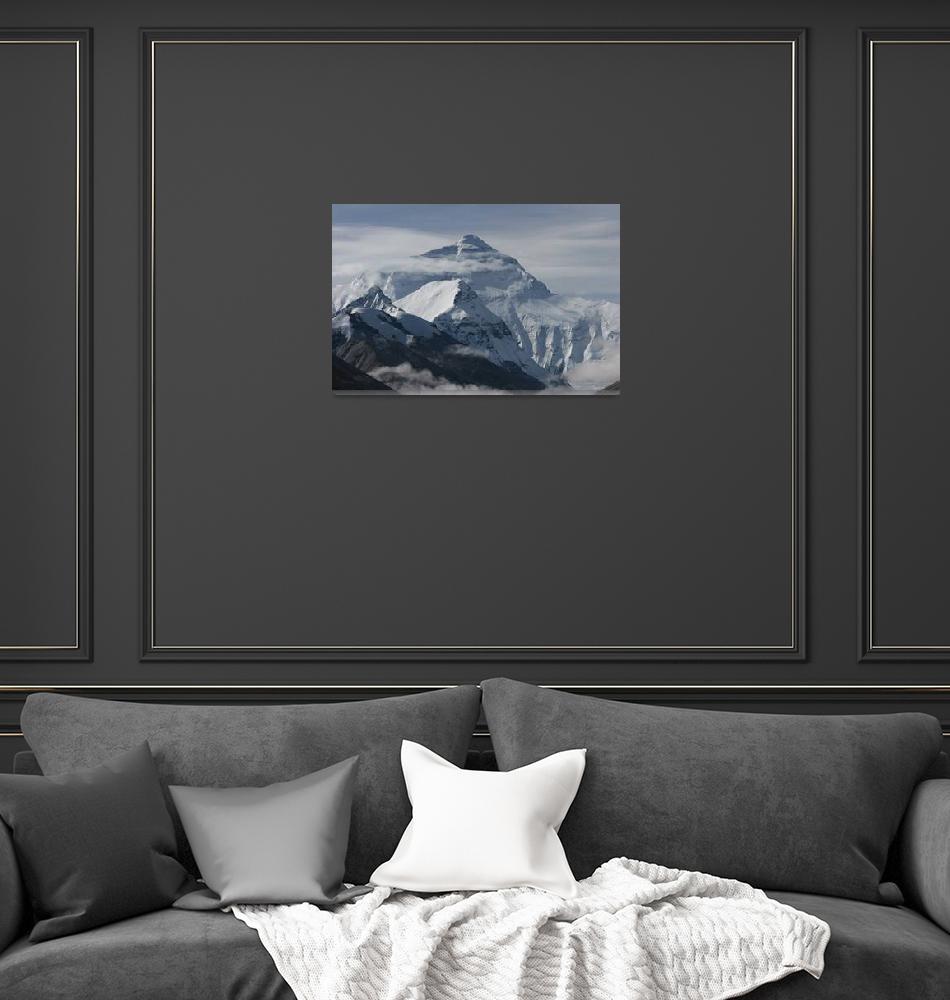 """Mount Everest""  by erick"