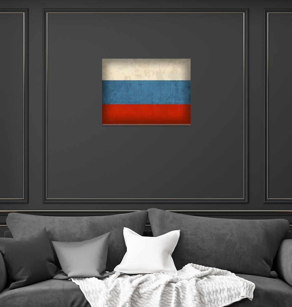 """""""Russia""""  by artlicensing"""