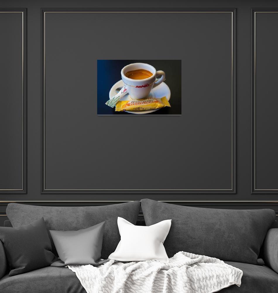 """Espresso""  (2013) by Inge-Johnsson"