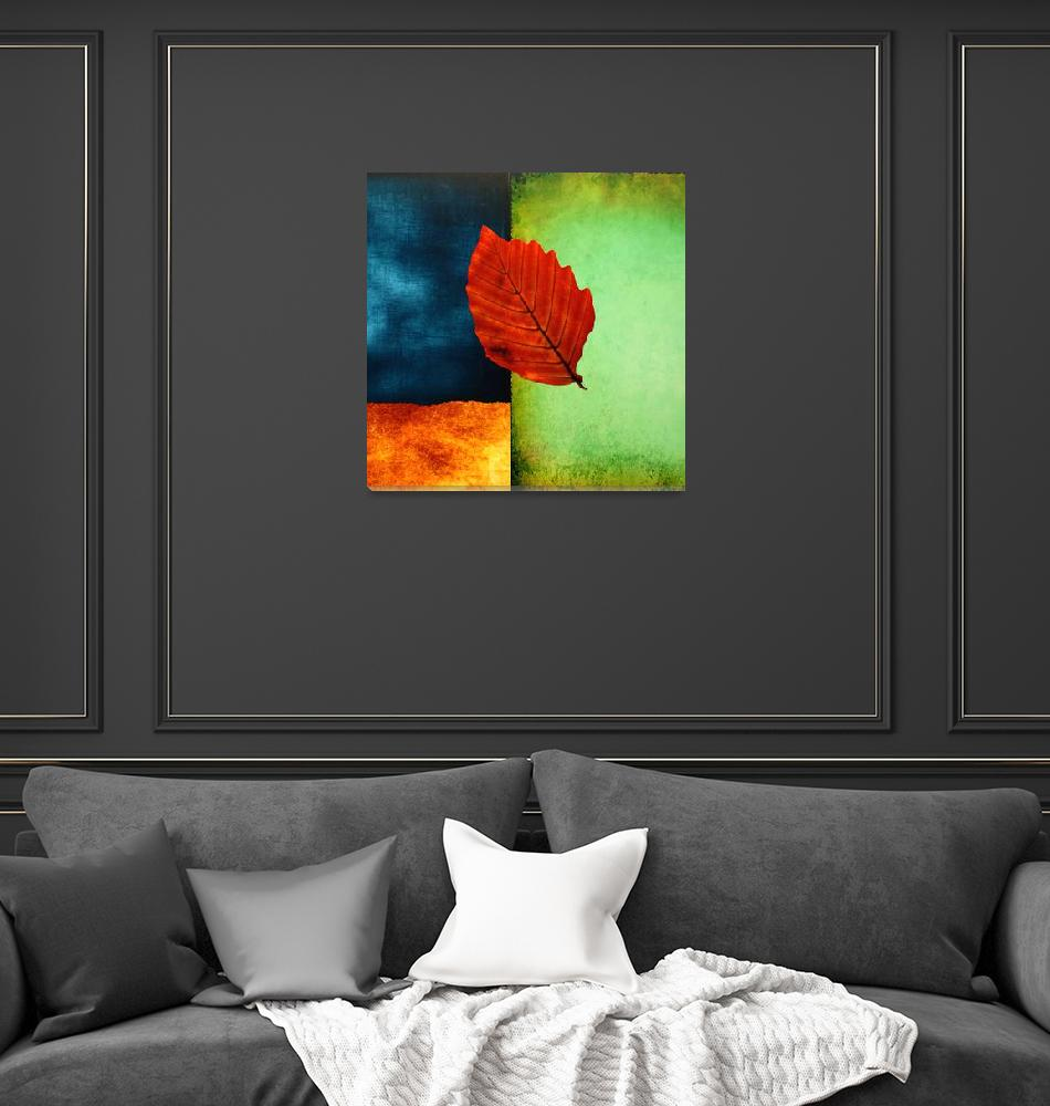 """""""Color Block I"""" (2010) by Aneri"""