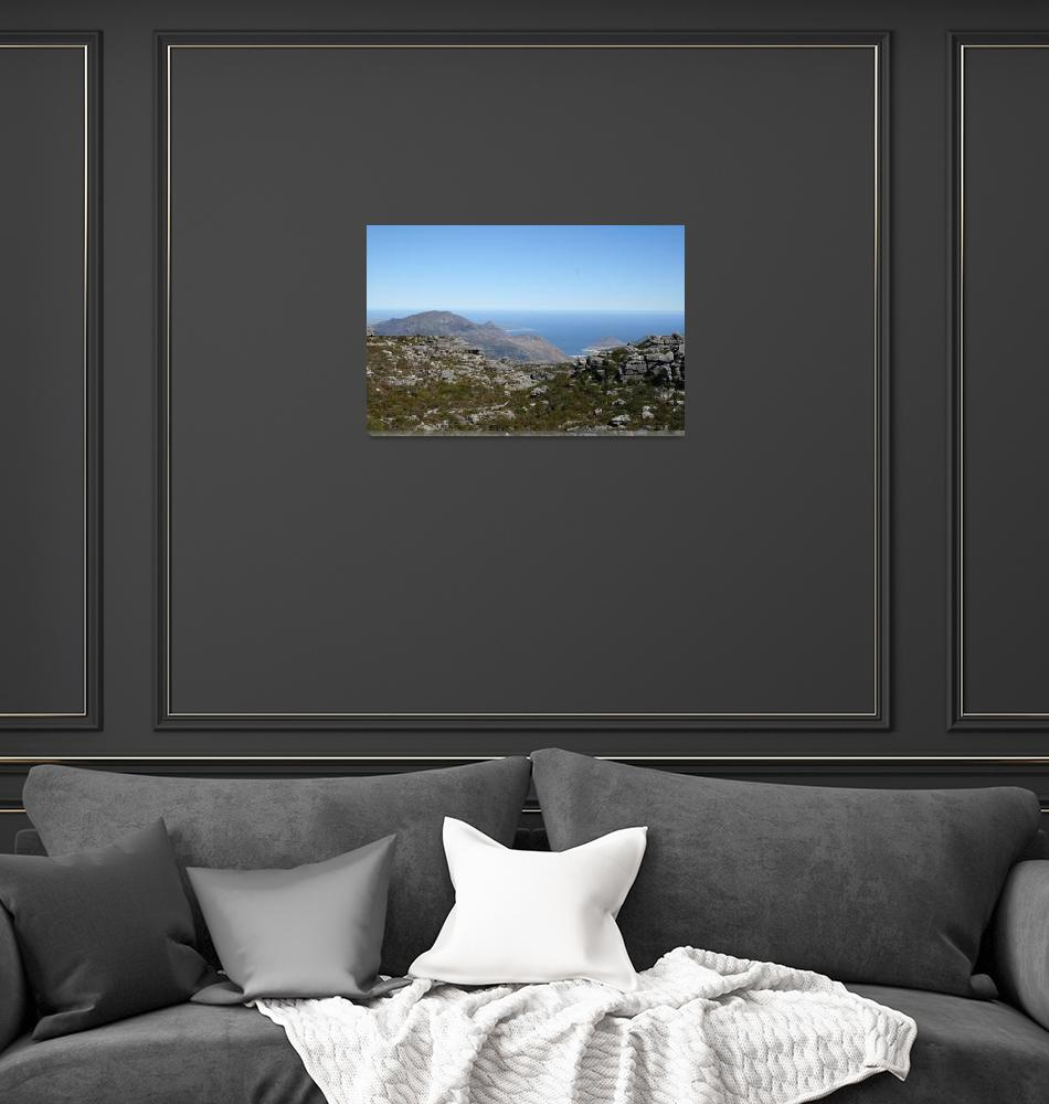 """""""View From Table Mountain""""  by narmstrong1983"""